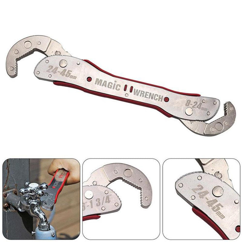 Adjustable Multi-function Universal Wrench