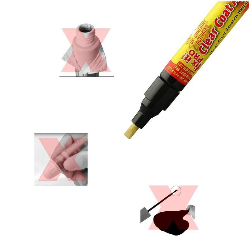 Car Scratch Painting Repair Pen
