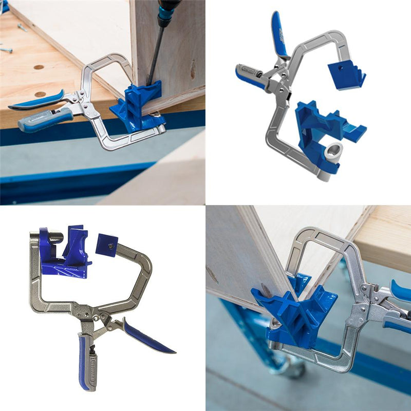 "Hirundo 90° Corner & ""T"" Joints Corner Clamp"