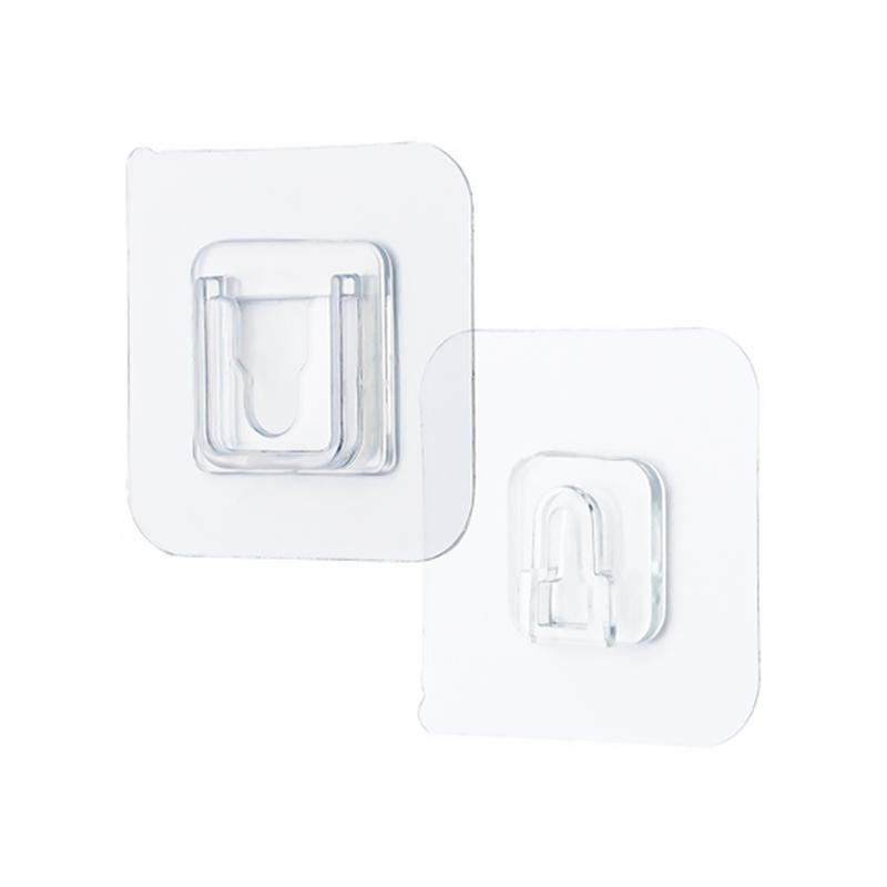 double sided adhesive wall hooks 5 10 20 sets inspired