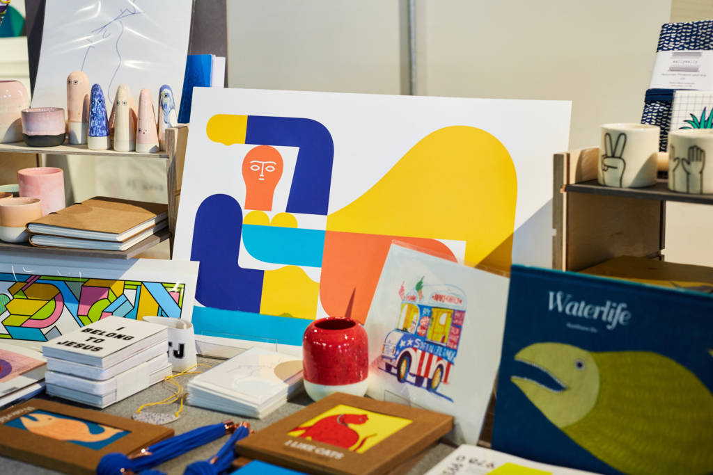 Hepworth Print Fair March 2018