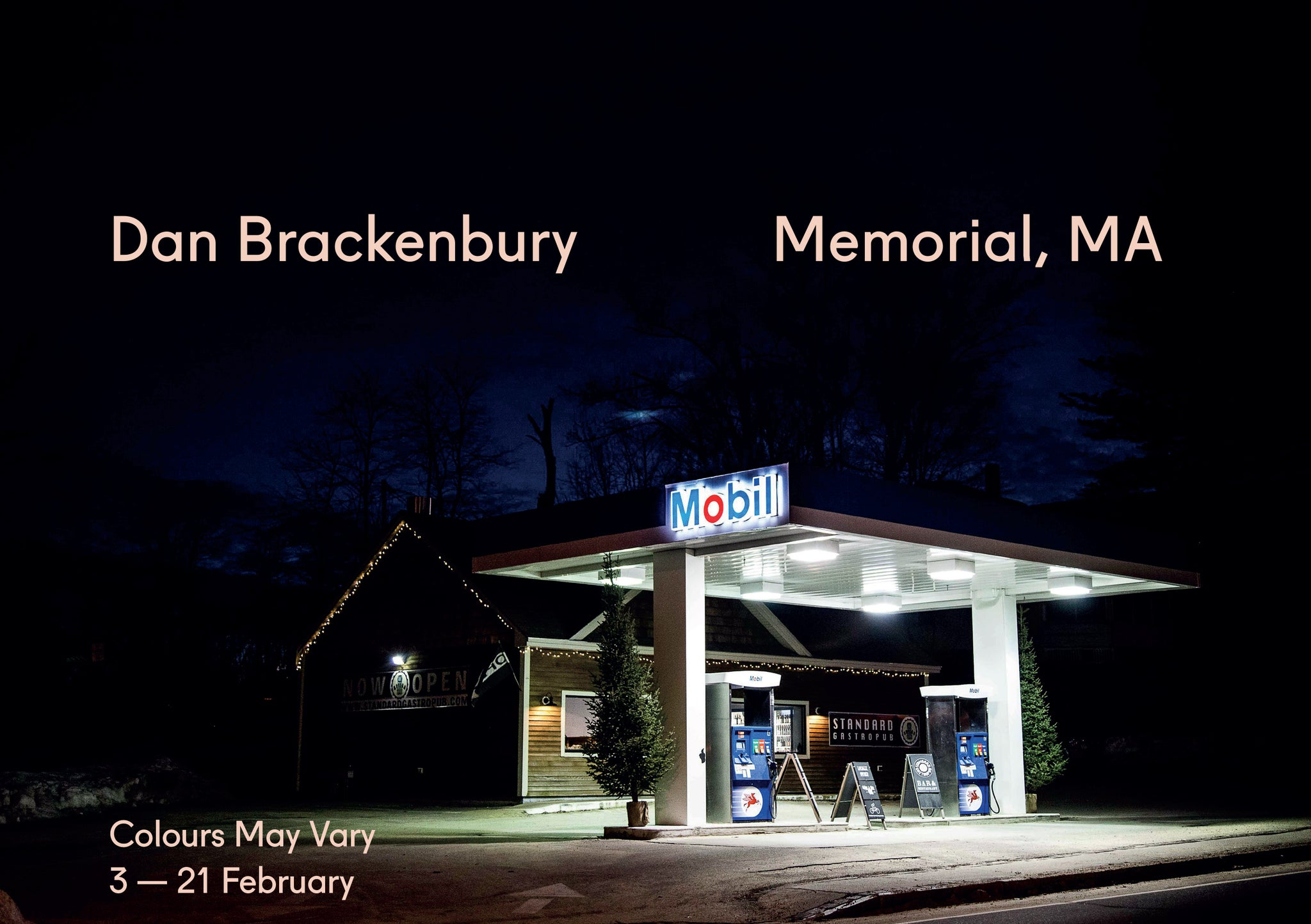 Dan Brackenbury - Memorial, MA