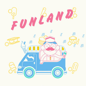 Funland - 17th July - 14th August 2015