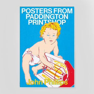 Posters From The Paddington Printshop