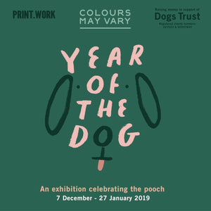 Year Of The Dog Exhibition - Pup-Up Shop & Charity Raffle!