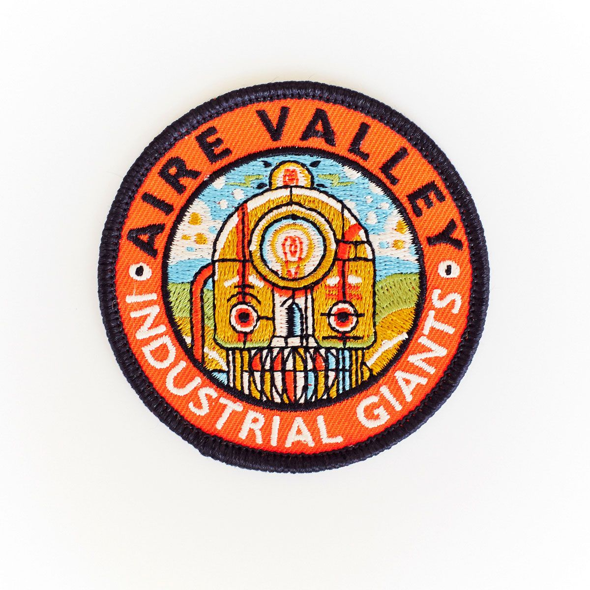 Aire Valley Patch by Drew Millward