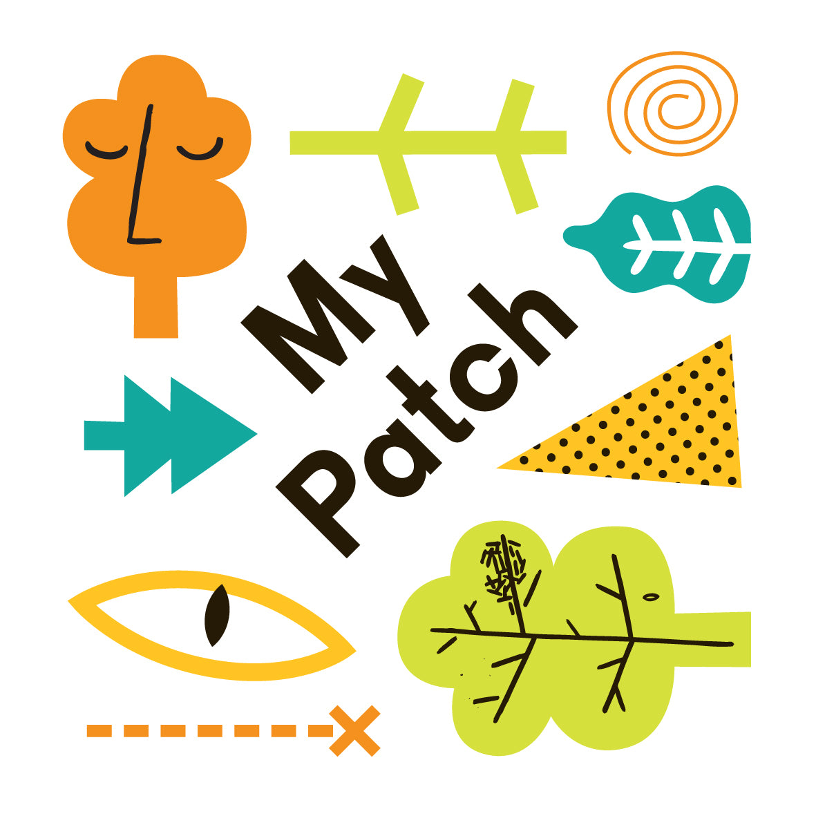 My Patch identity by Nick Deakin