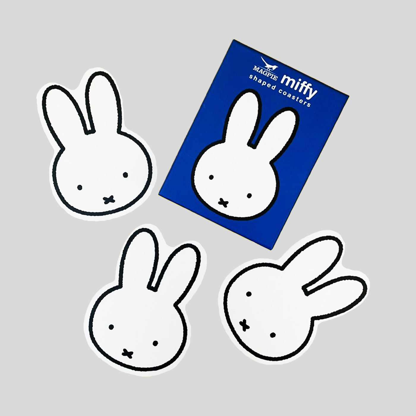 Miffy Coasters