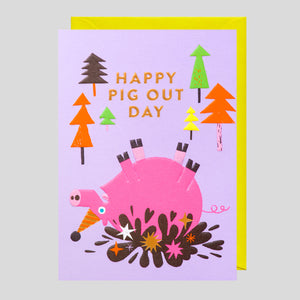 Rob Hodgson for Lagom  -  Happy Pig Out Day