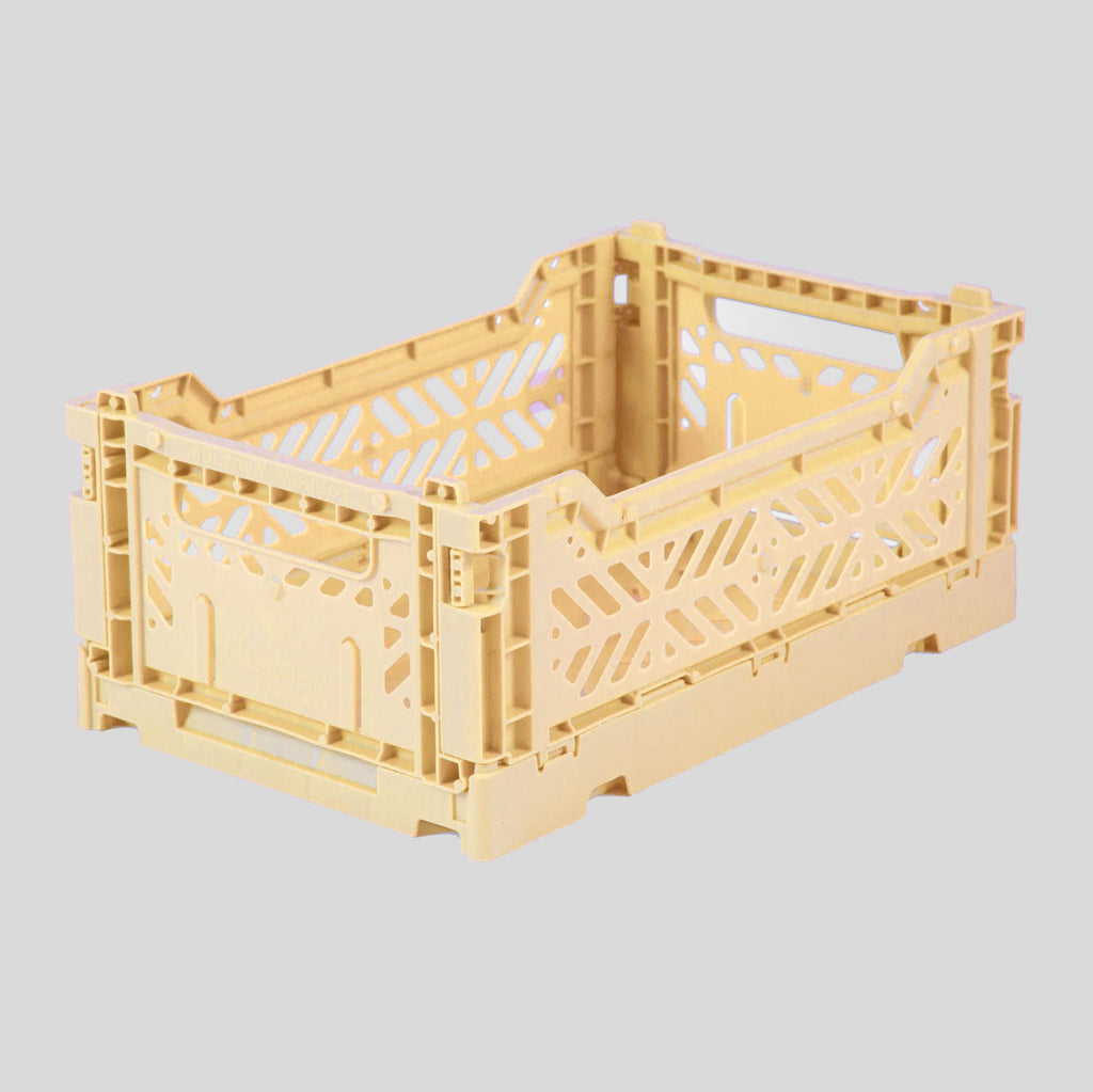 Aykasa | Mini Crate | Banana - Colours May Vary