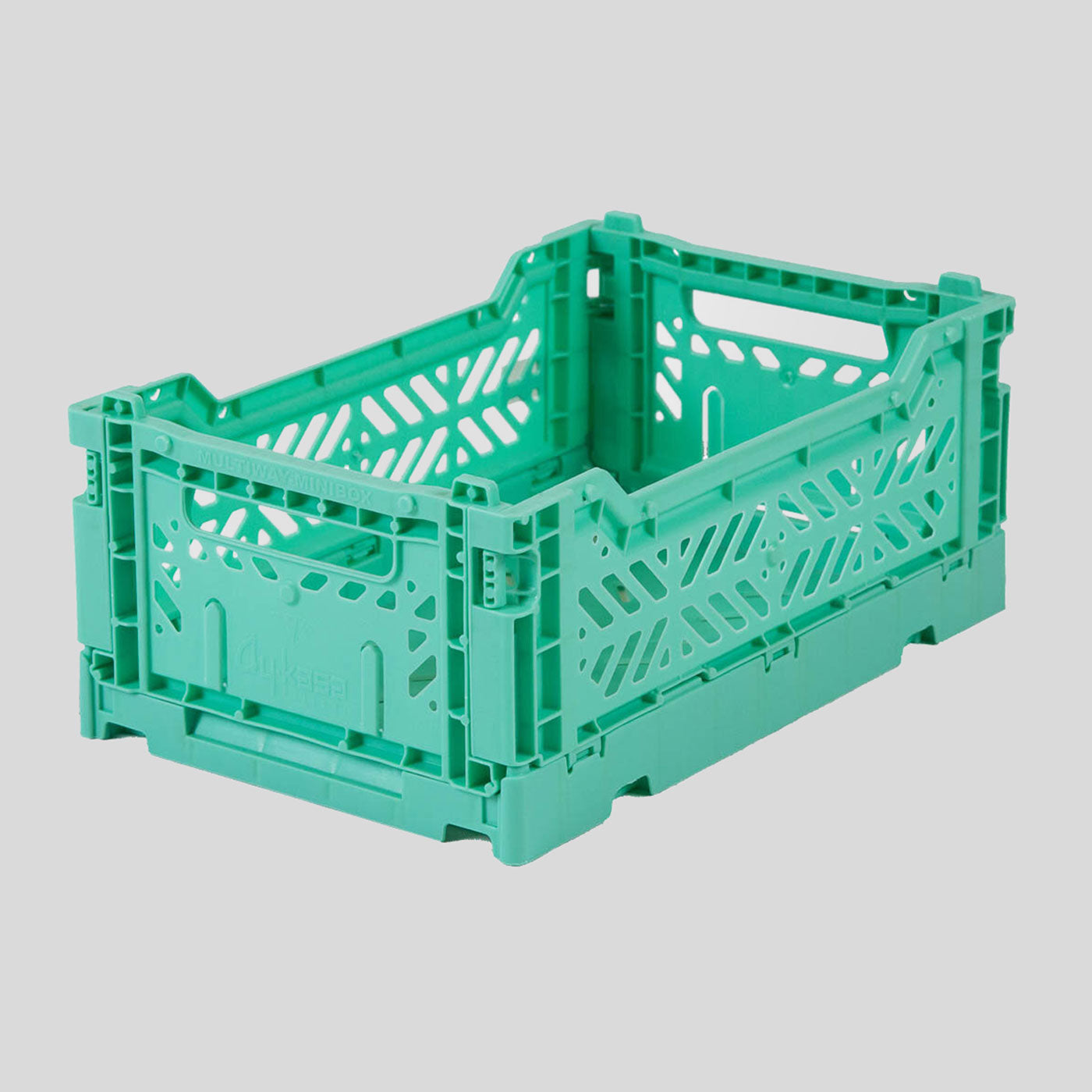 Aykasa | Mini Crate | Mint - Colours May Vary