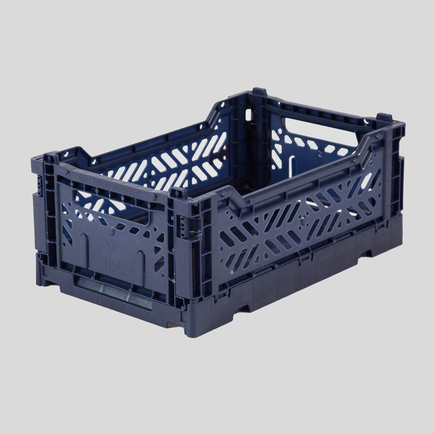Aykasa | Mini Crate | Navy - Colours May Vary