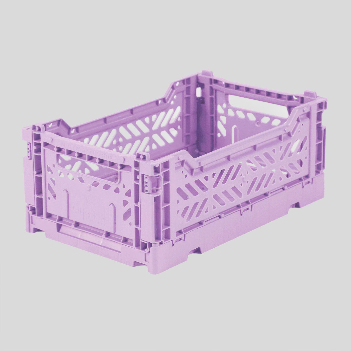 Aykasa | Mini Crate | Orchid - Colours May Vary