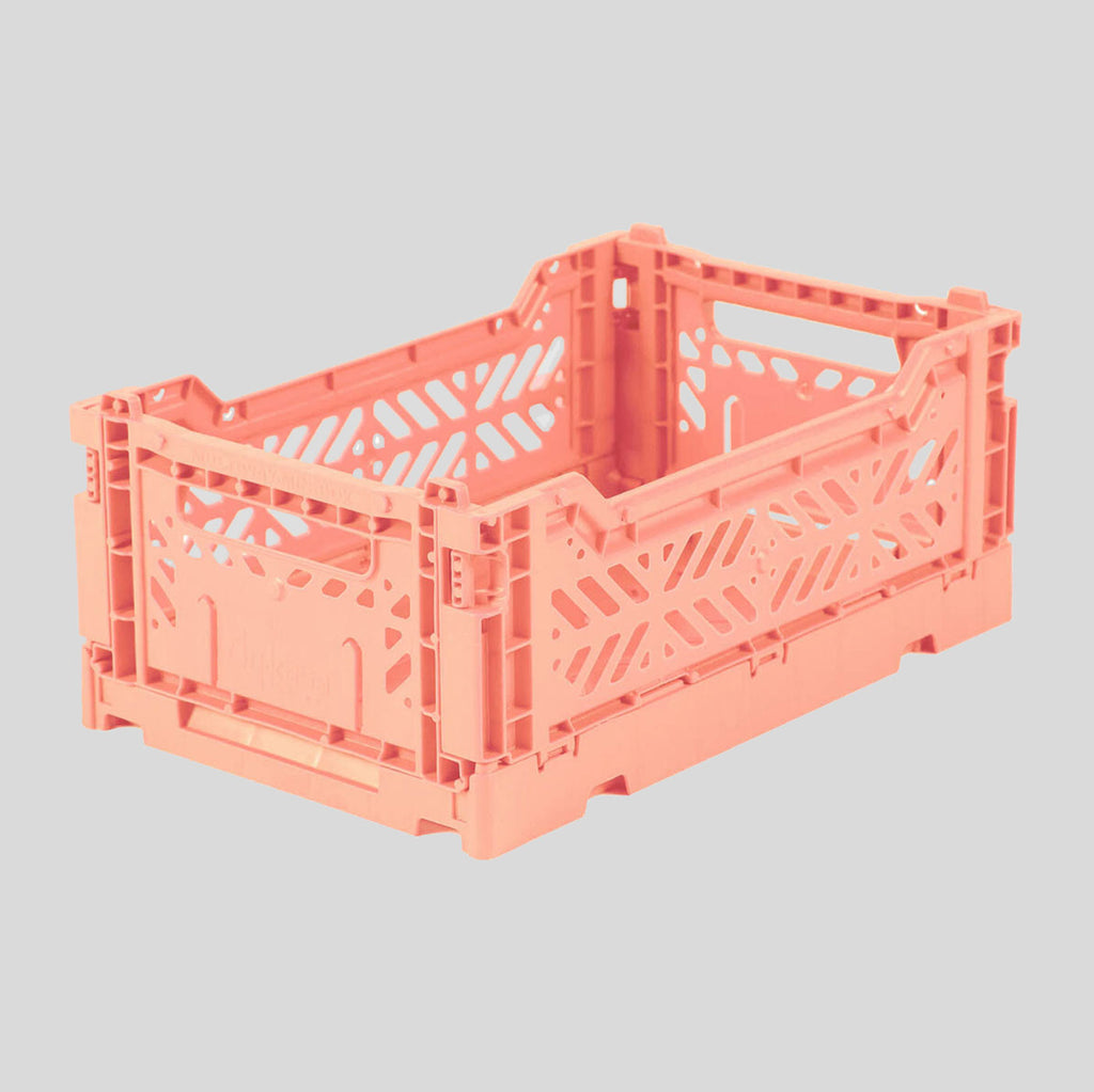 Aykasa | Mini Crate | Salmon - Colours May Vary