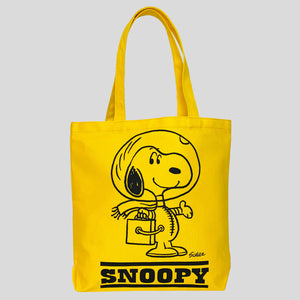 Peanuts Tote - All Systems Are Go!.