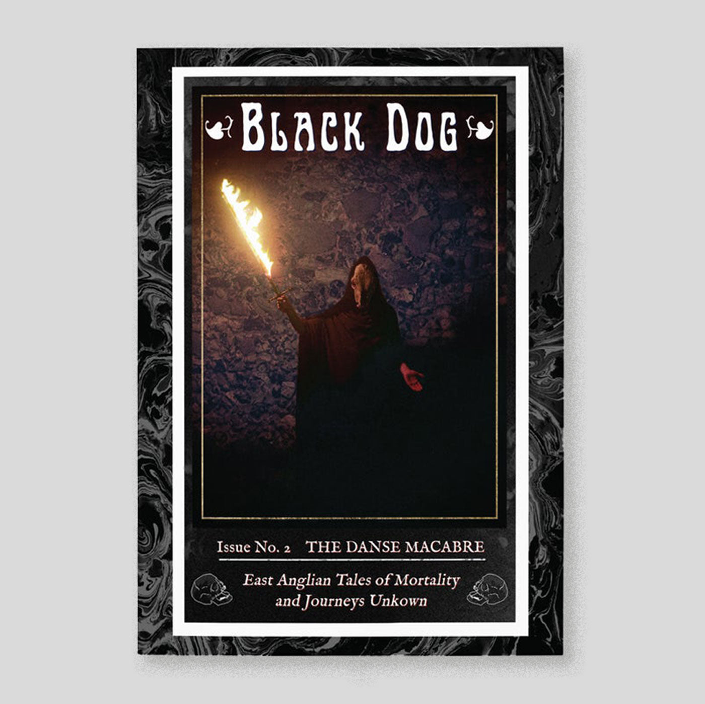 Black Dog #2 'The Danse Macabre' | Colours May Vary