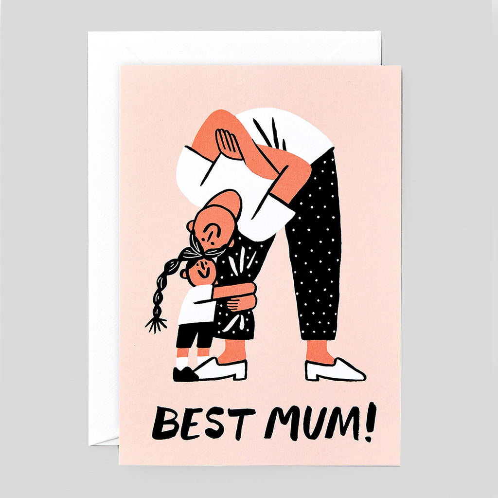 Cari Vander Yacht For Wrap - Best mum Card.