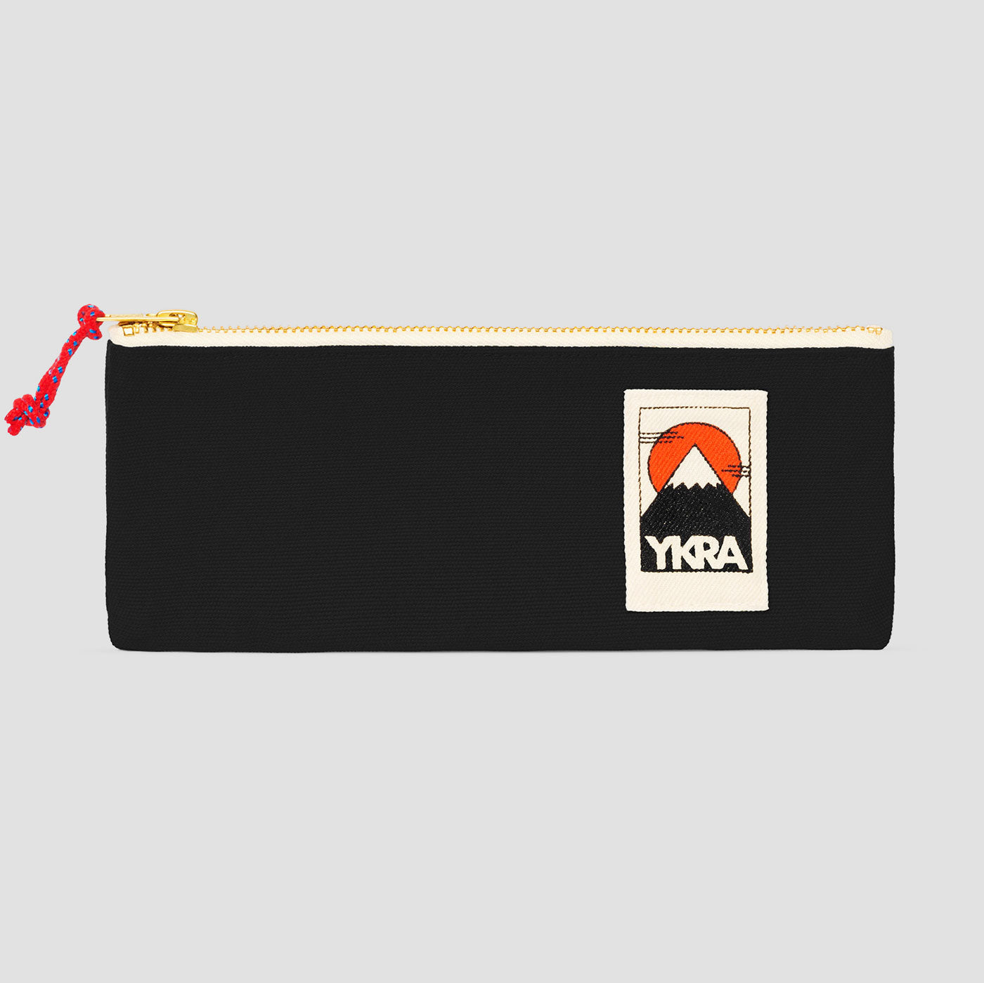 YKRA PENCIL CASE - BLACK