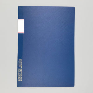 STALOGY 016 VINTAGE NOTEBOOK - BLUE.