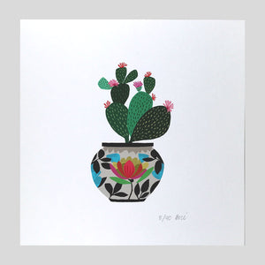 Brie Harrison - Cactus Giclee Print