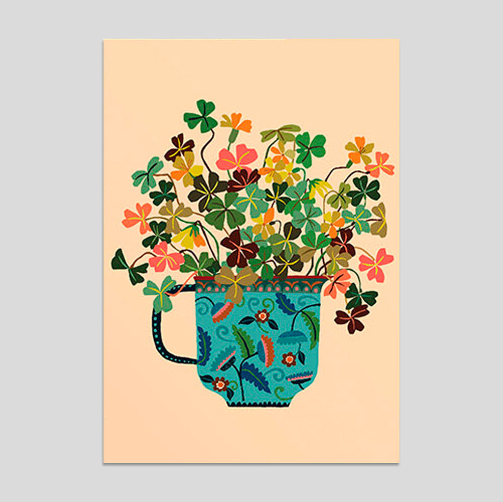 Brie Harrison - Wood Sorrel Card
