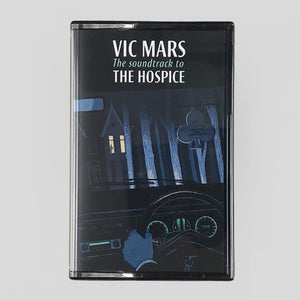 Vic Mars 'The Hospice' Cassette  - Clay Pipe Music