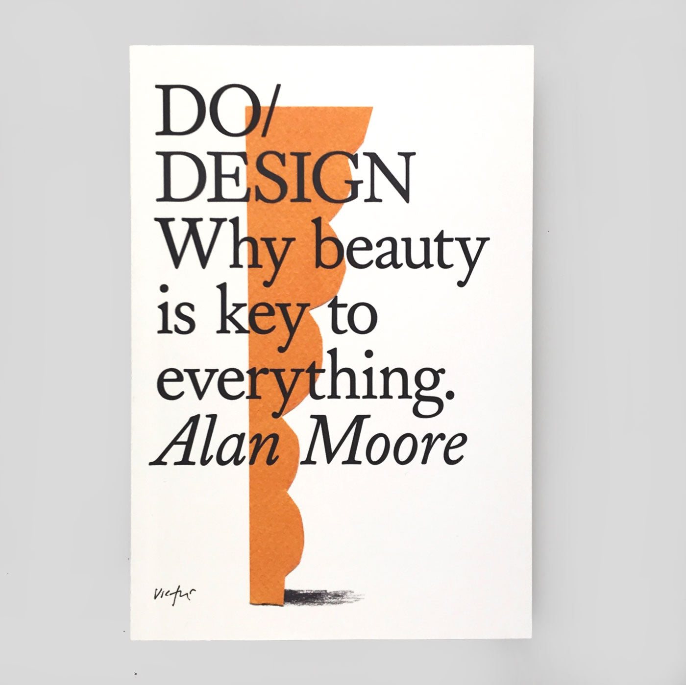 Do Design by Alan Moore - Do Books