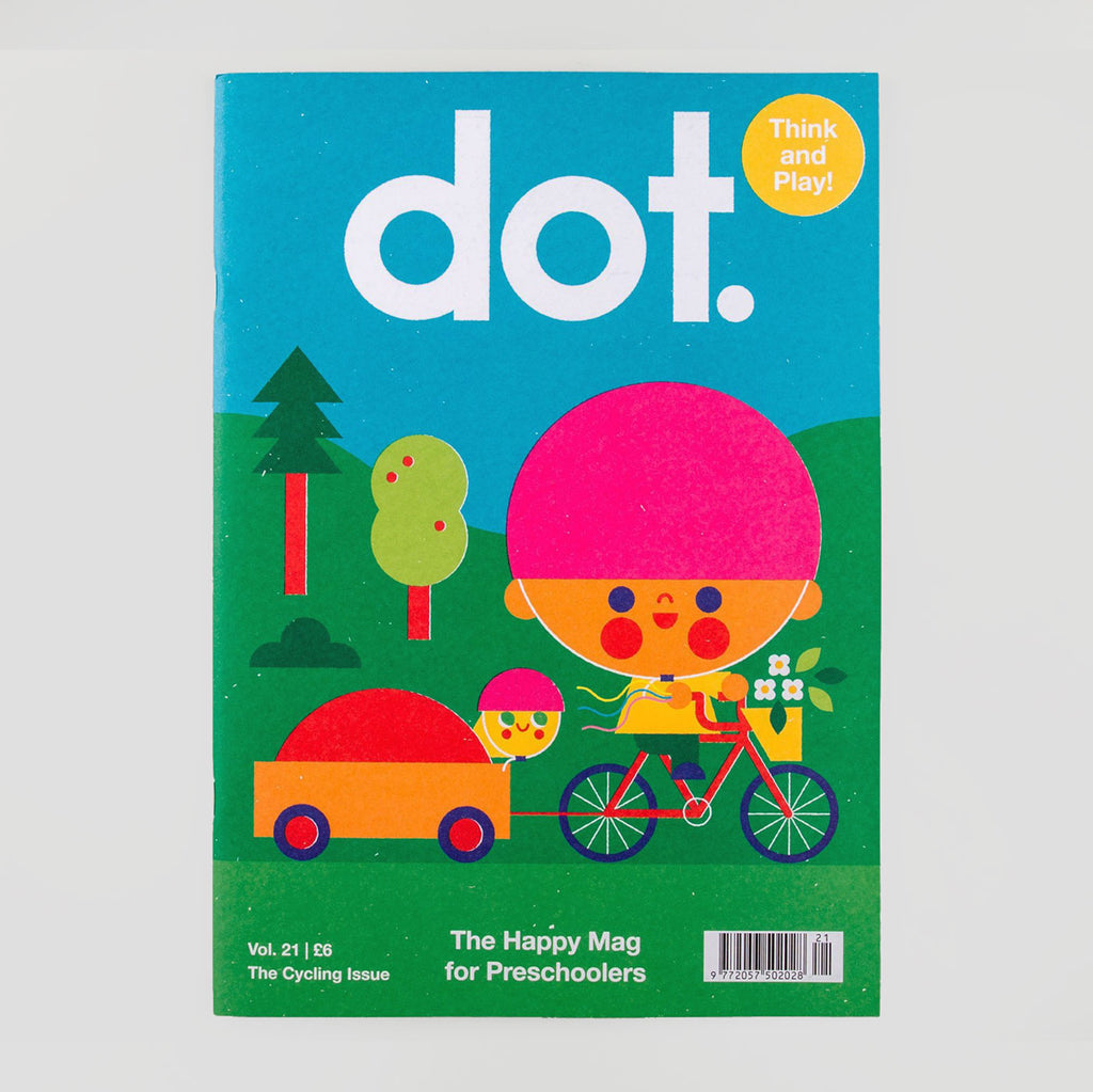 Dot Magazine #21 'The Cycling Issue'