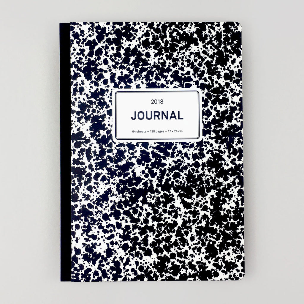 Els & Nels Weekly Journal & Diary 2018