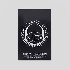 Sophy Hollington based on the writings of David Keenan—Your Fate is Sealed (20 Sticker Pack)