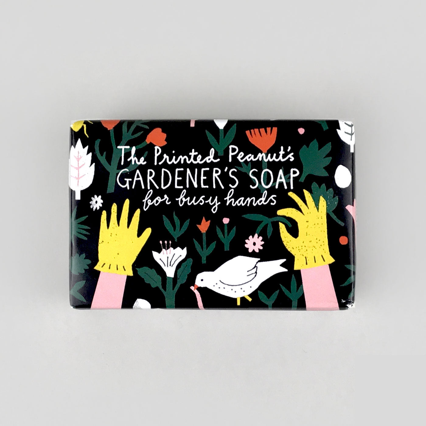 The Printed Peanut Gardener's Soap