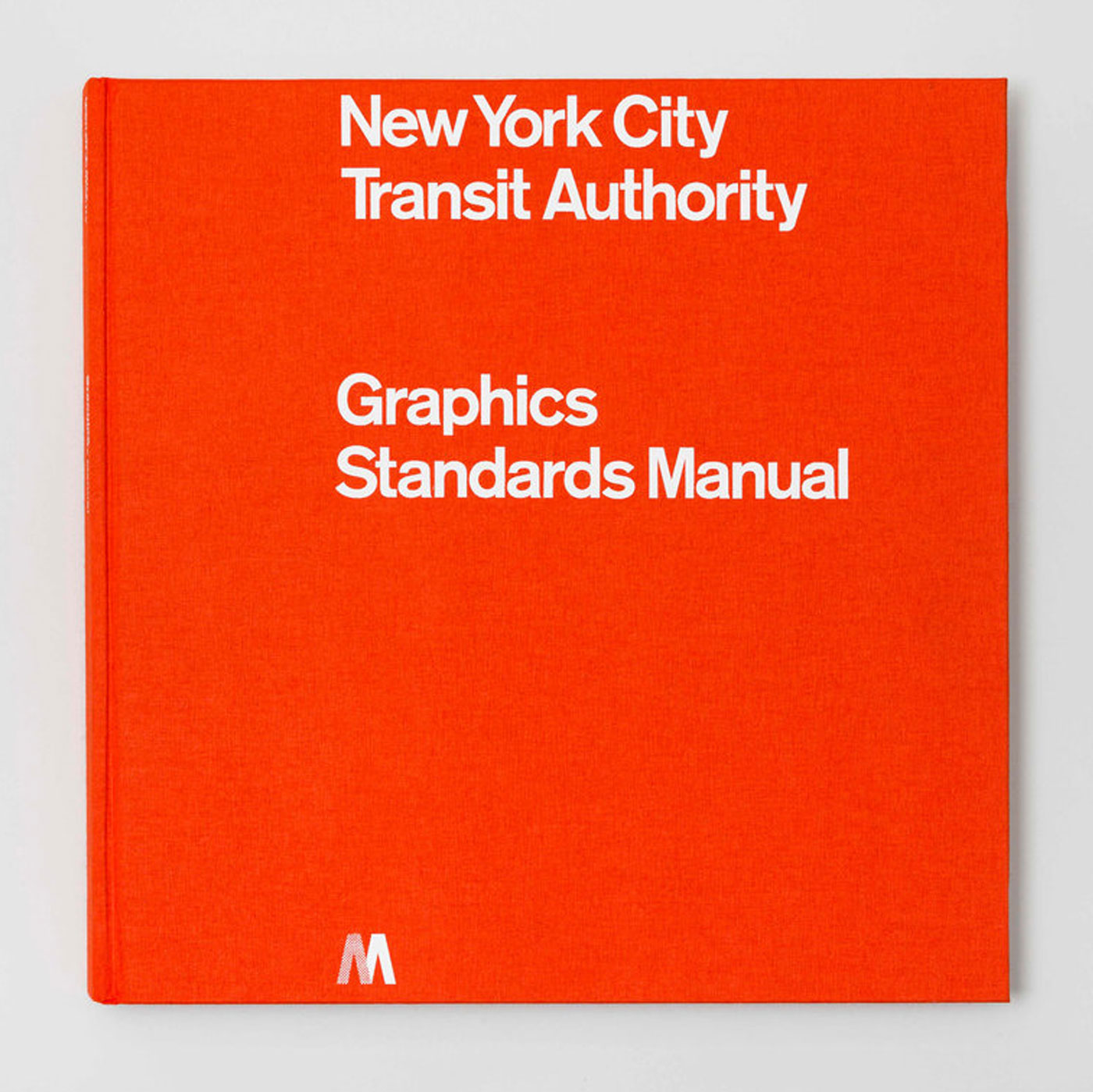 New York City Transit Authority: Graphics Standards Manual