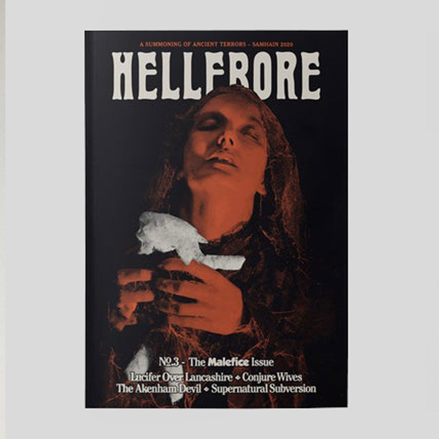 Hellebore Zine #3 | The Malefice issue