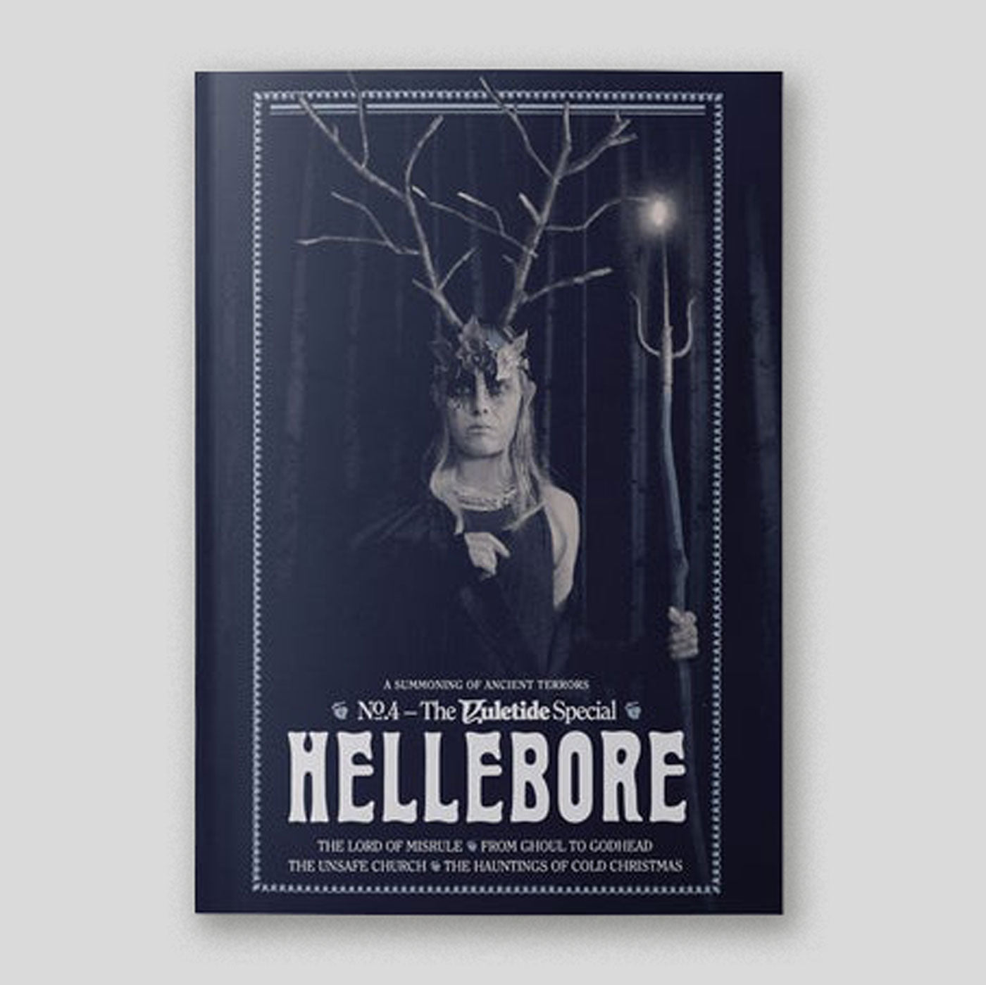 Hellebore Zine #4 | The Yuletide Issue