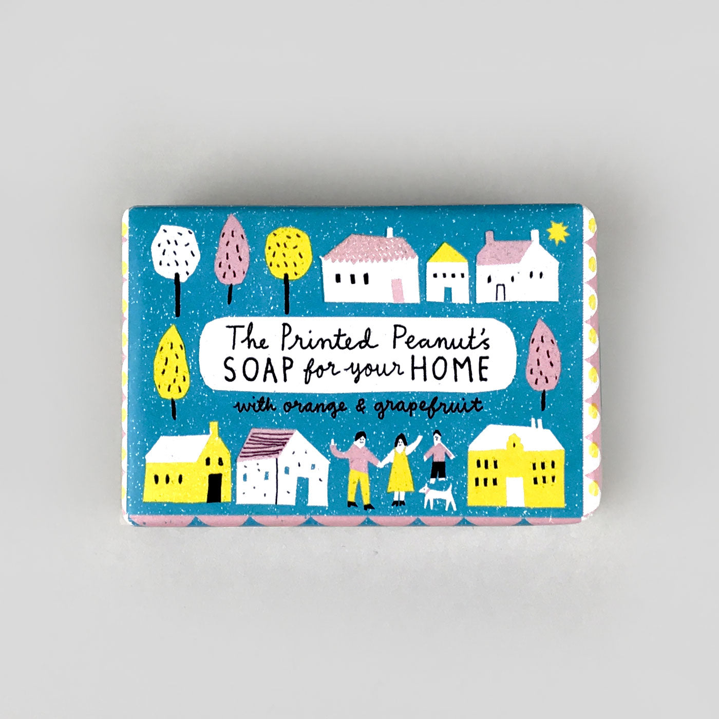 The Printed Peanut Home Soap