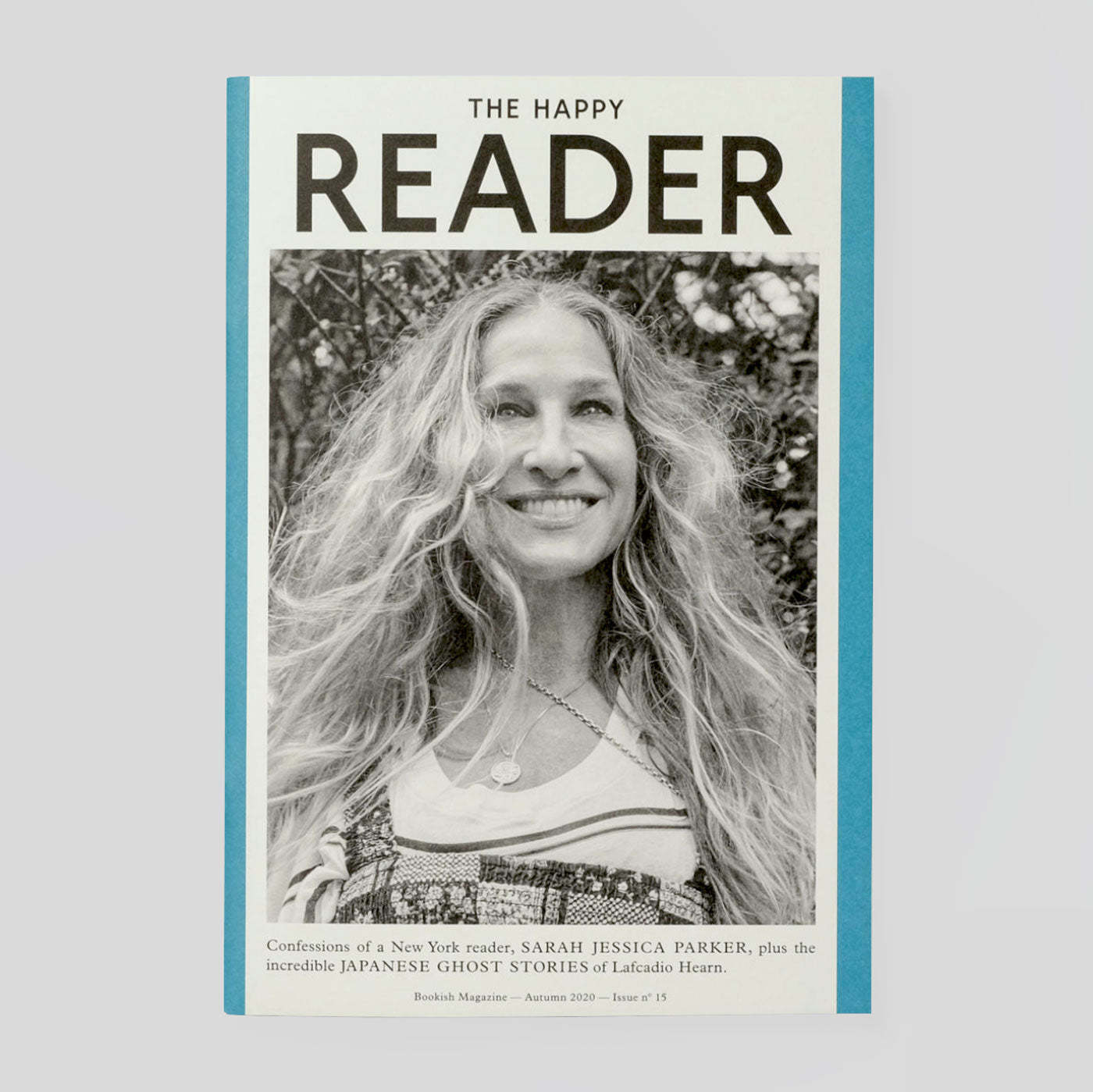 Happy Reader #15 | Sarah Jessica Parker | Colours May Vary