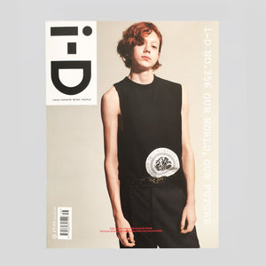 ID Magazine #356 The Voice Of A Generation Issue