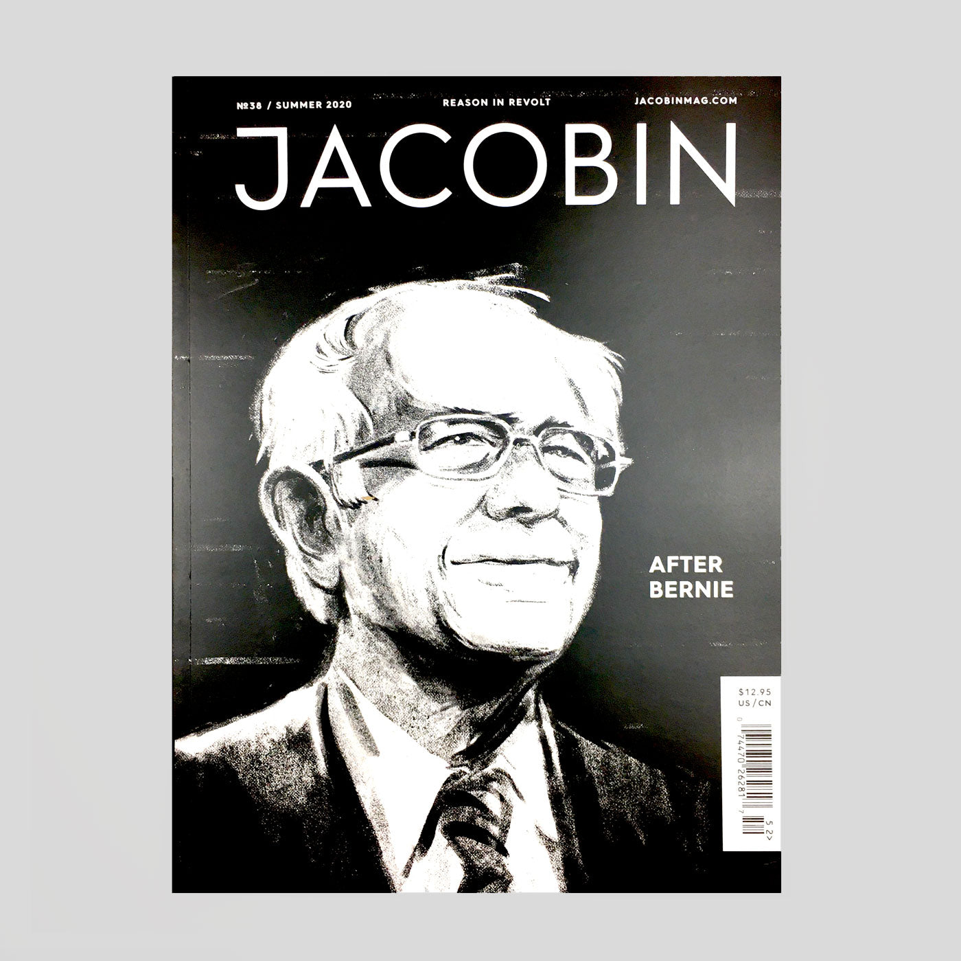 Jacobin #38 'After Bernie' - Colours May Vary