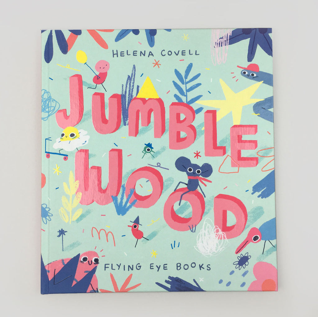 Jumble Wood by Helena Covell