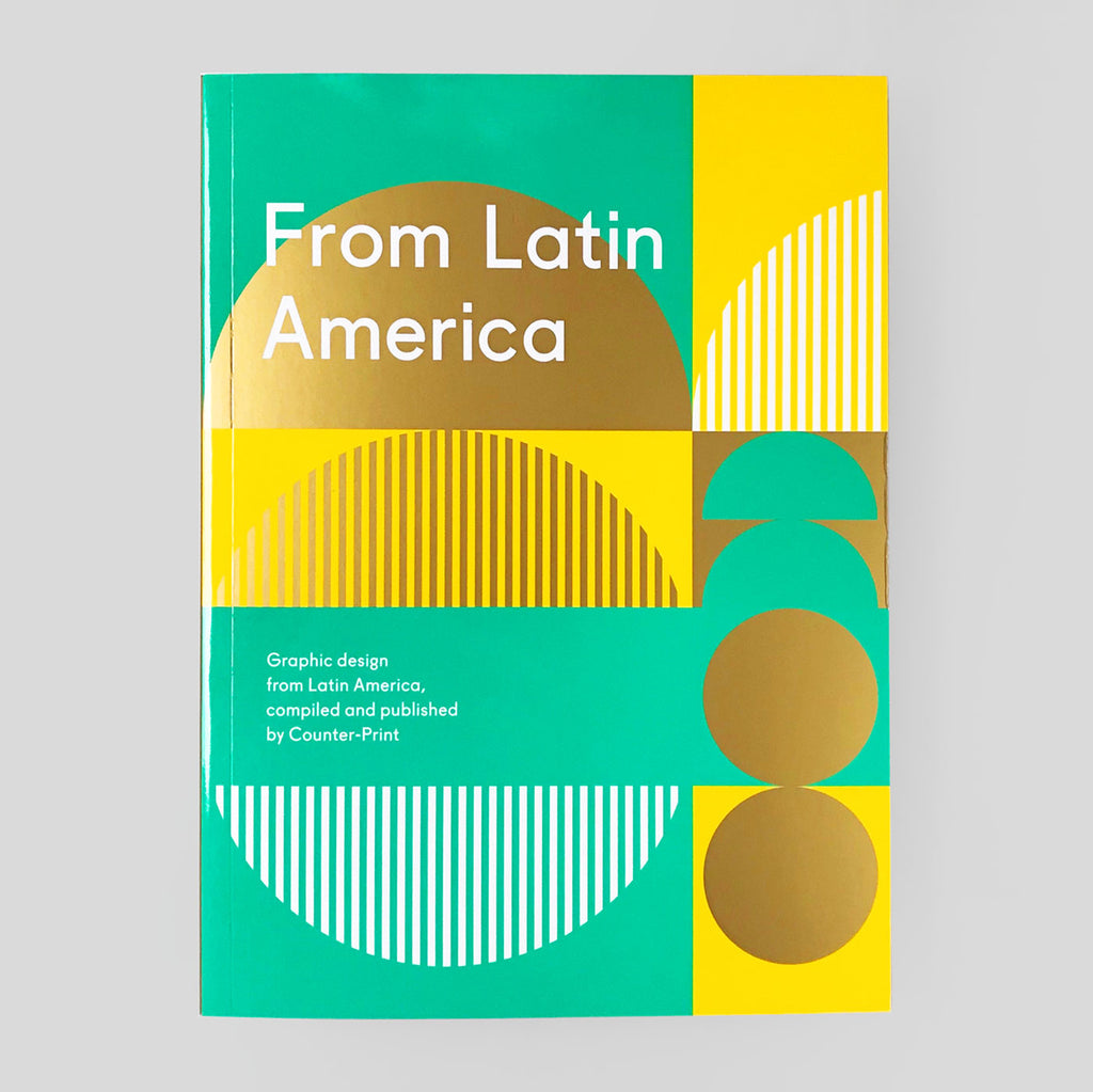 From Latin America by Counter-print - Colours May Vary