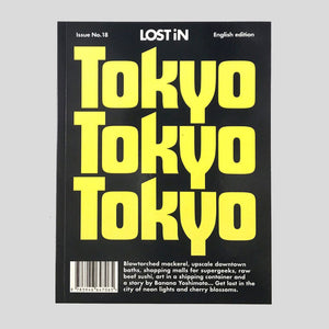Lost In Tokyo.