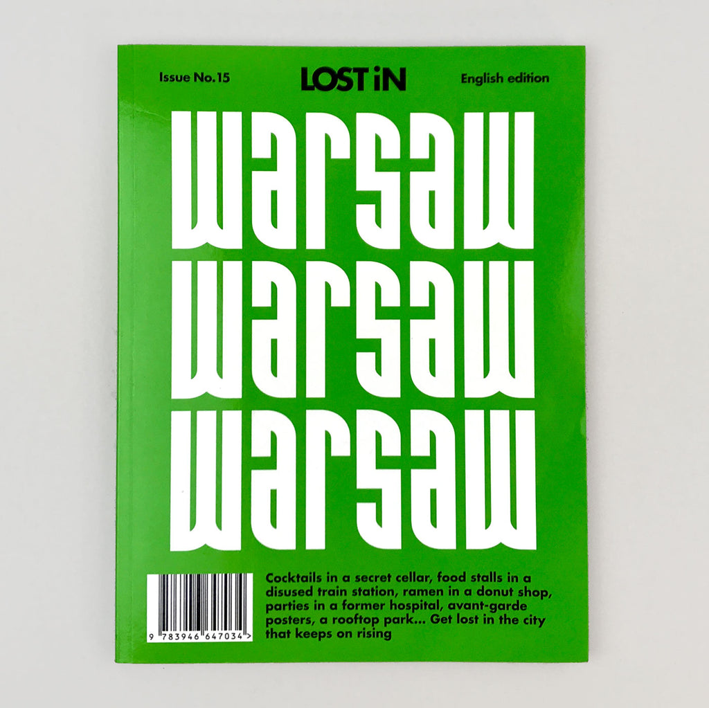 Lost In Warsaw