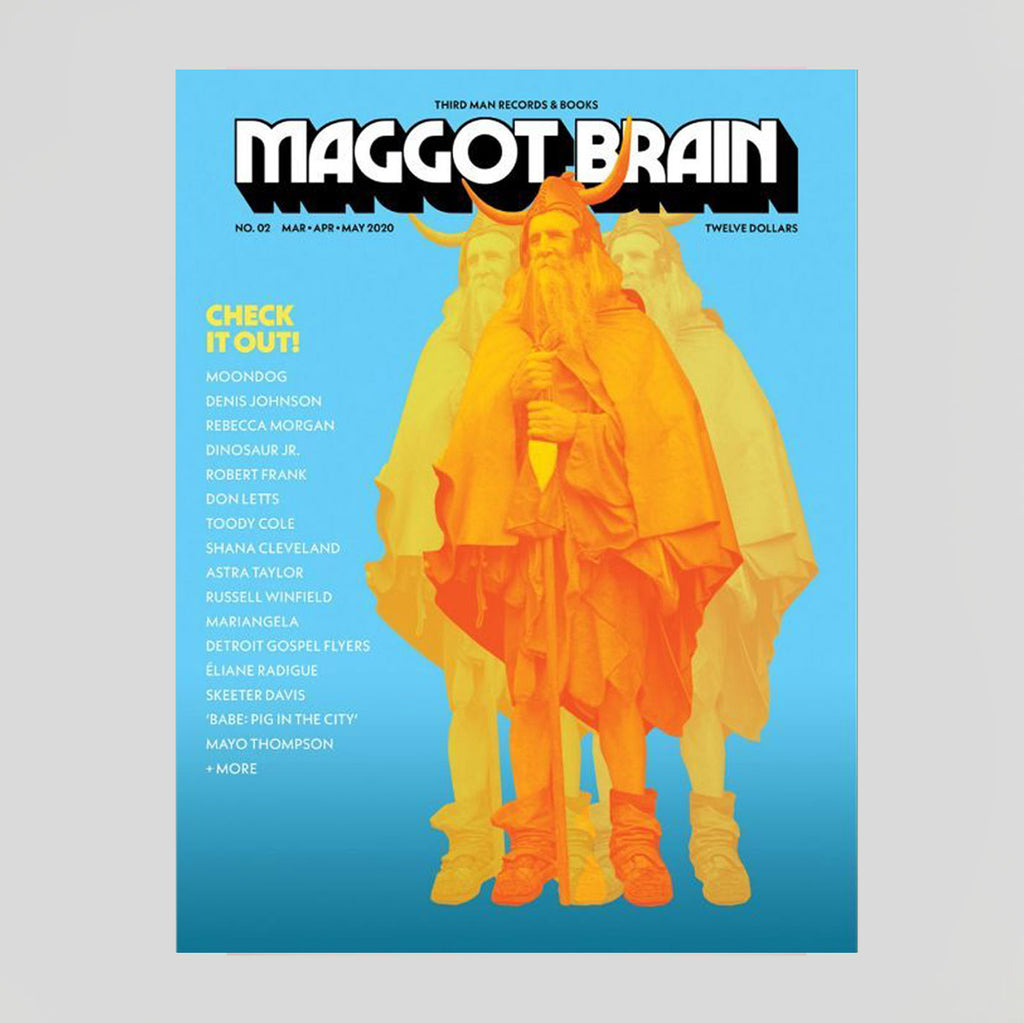 Maggot Brain #2 | Colours May Vary