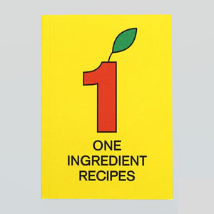 One Ingredient Recipes | Martijn In 't Veld | Colours May Vary