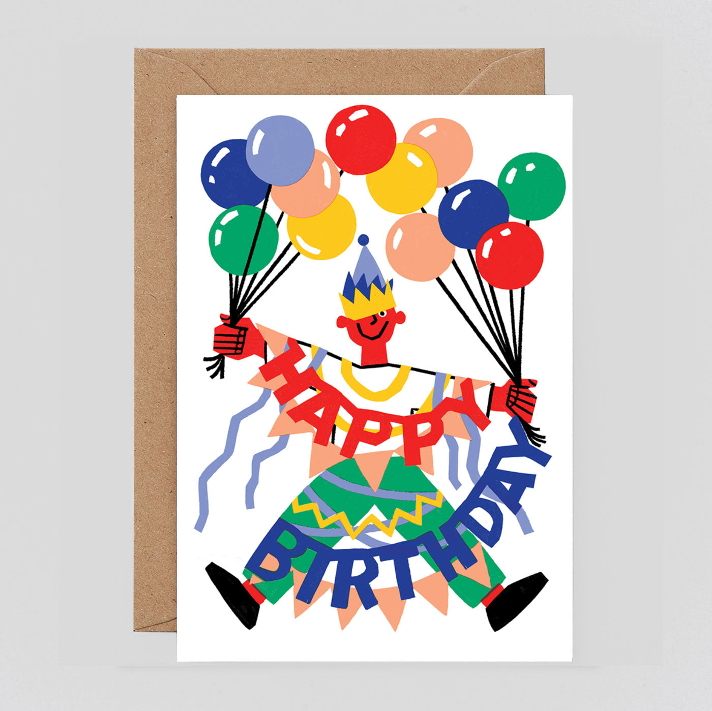 Cari Vander Yacht For Wrap - 'Birthday OTT Guy' Card