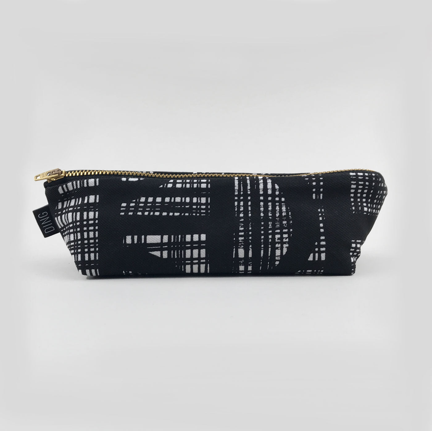 Ding Ding Pencil Case - Piper Black