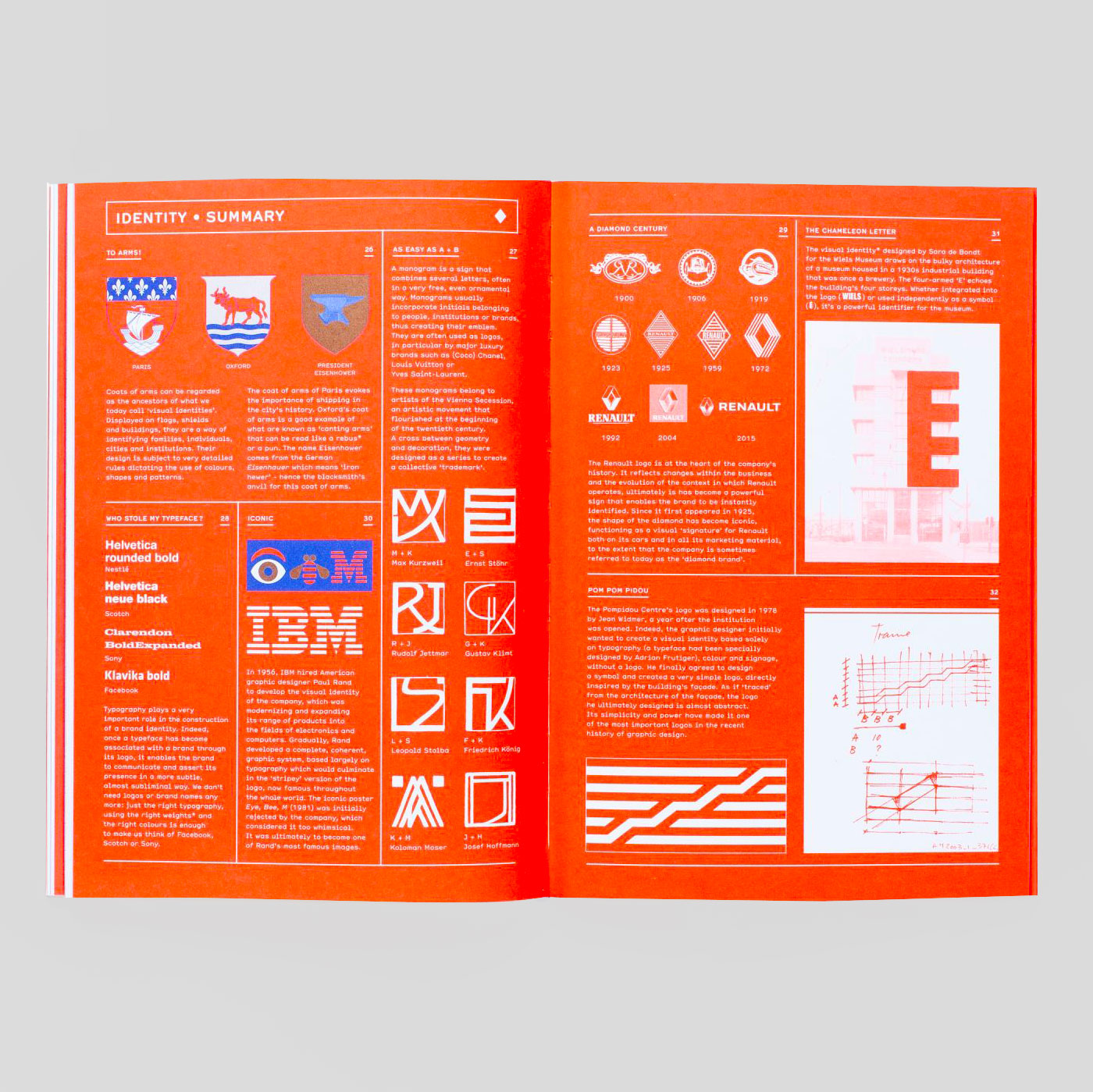 Graphic Design Play Book - Sophie Cure & Aurélien Farina
