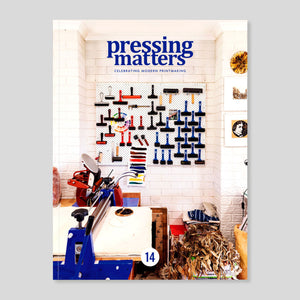 Pressing Matters #14 | Colours May Vary