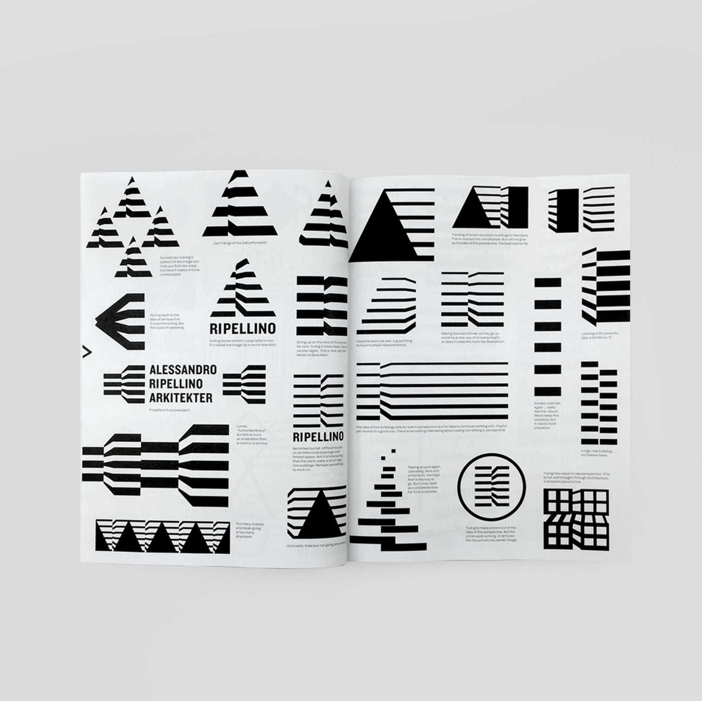 Counter-Print - Process: Visual Journeys in Graphic Design