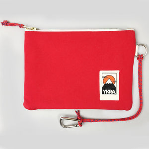 YKRA POUCH - RED